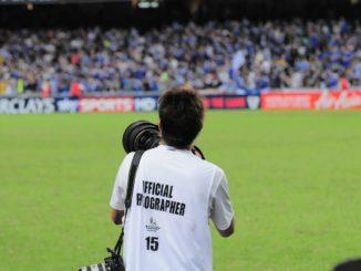 Fußballfotografie lernen